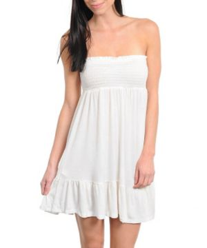 Ivory Tower Dress