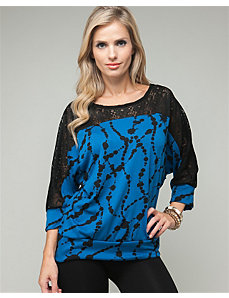 Blue Horizon Top by alight