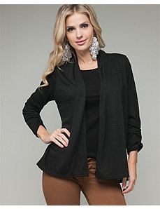 Black Carefree Cardigan by alight