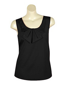 Black Total Top by alight