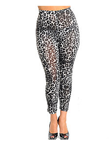 Animal Print Legging by alight