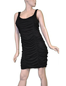 Black Pure Party Dress by alight