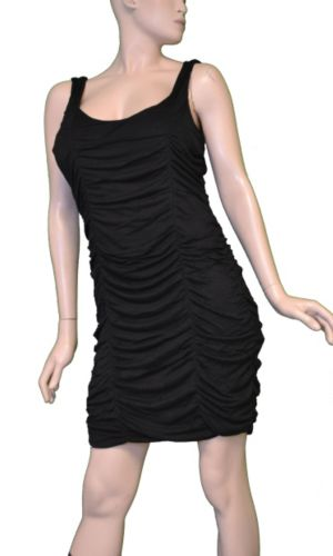 Black Pure Party Dress