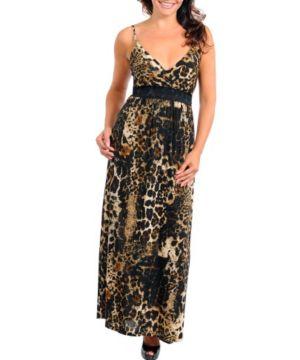 Print Pacific Dress