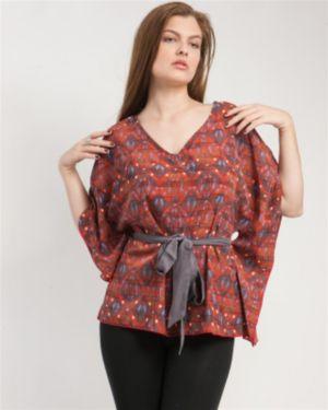 Kimono With Sash Top
