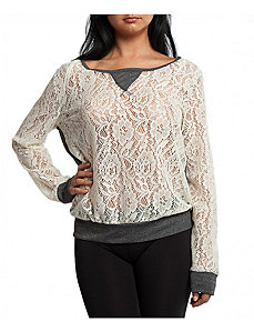 London Lace Top by alight