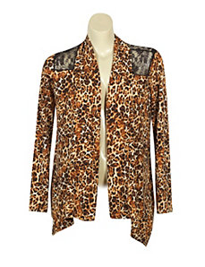 Cheetah Cardigan by alight