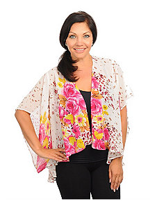 Floral Cardigan by alight