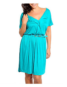 Jade Belted Dress by alight