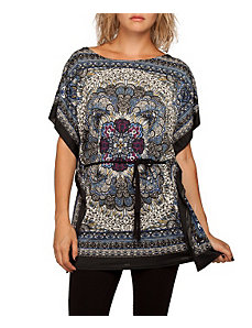 Belted Moonbeam Tunic by alight