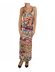 Pretty Print Maxi Dress by alight