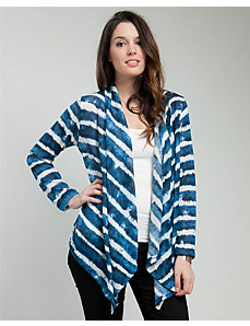 Ombre Blue Cardigan by alight
