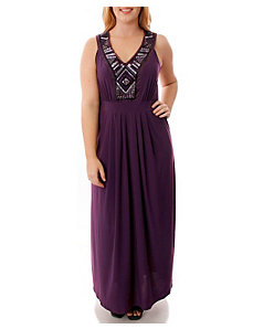 National Maxi Dress by alight