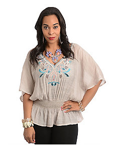 Prarie Peasant Top by alight