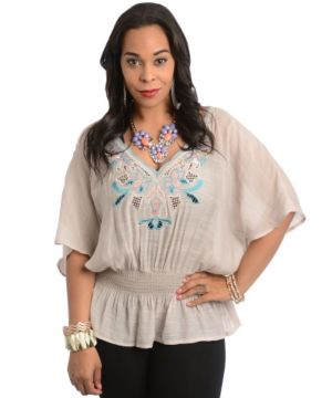 Prarie Peasant Top