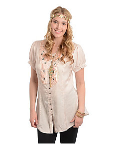 Hippie Chic Top by alight