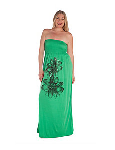 Festival Maxi Dress by alight