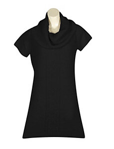 Black Sweater Dress by Extra Touch