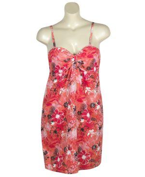 Coral Ocean Dress