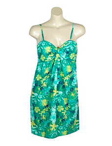 Green Ocean Dress by Extra Touch