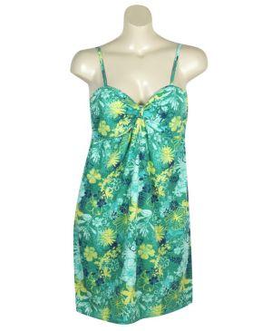 Green Ocean Dress