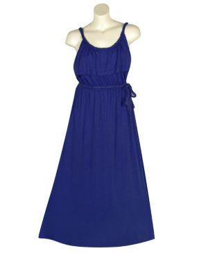 Braided Maxi Dress