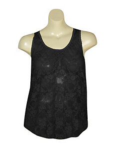Lace Tank by Extra Touch
