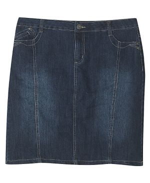 Sassy Stitched Skirt