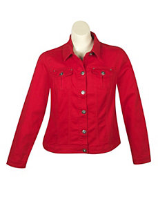 Red Road Jacket by Baccini