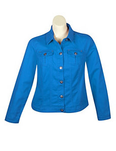 Cobalt Road Jacket by Baccini