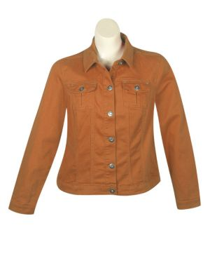 Orange Road Jacket
