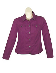 Purple Road Jacket by Baccini