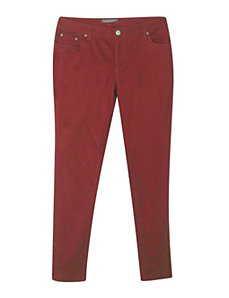 Red Color Jean by Baccini