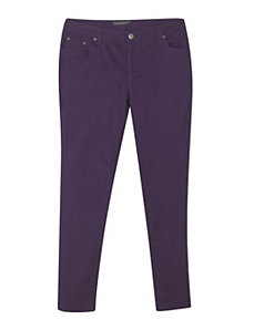 Purple Color Jean by Baccini