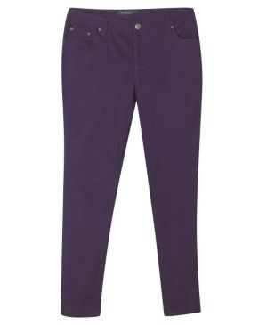Purple Color Jean