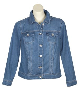 Denim Boston Jacket