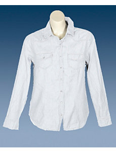 Chambray Shirt by Baccini