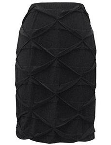 Criss Cross Skirt by Alex Evenings