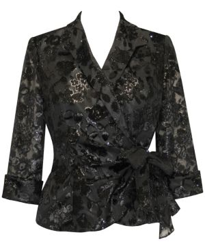 Dark Night Blouse