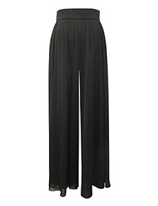 Back In Black Party Pants by Alex Evenings