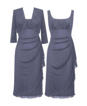 Wedgewood Evening Dress