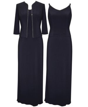 Navy Lady Dress