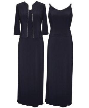 Navy Lady Dress