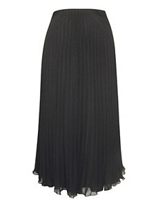 Neat Pleats Skirt by Alex Evenings