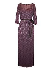 London Lace Dress by Alex Evenings