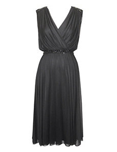 Black Ovation Dress by Alex Evenings