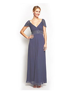 Wedgewood Endless Evening Dress by Alex Evenings