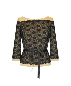 All Evening Lace Top