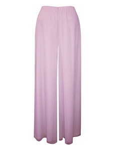 Dusty Orchid Evening Pant by Alex Evenings