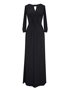 All Evening Black Dress by Alex Evenings